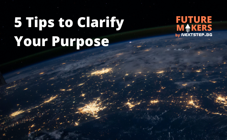 5 Tips to Clarify Your Purpose